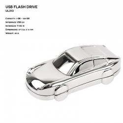 Metal ER CAR UL313 Pendrive