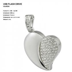 Jewelry ER HEART UL602A...