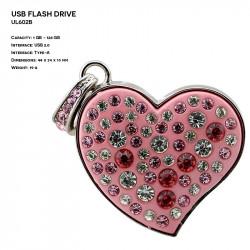 Jewelry ER HEART UL602B...