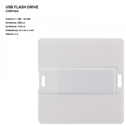 Plastic ER CARD CDM116A...