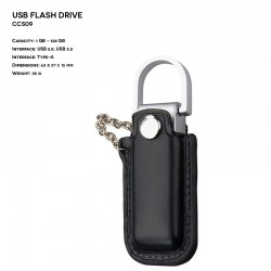 Leather ER CLASSIC CC509 Pendrive