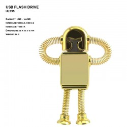 Metal ER PEOPLE UL335 Pendrive