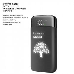 Power Bank z Ładowarką...