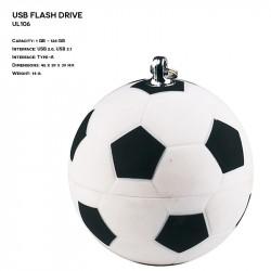 Plastic ER BALL UL106 Pendrive