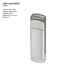 Pendrive ER CLASSIC CC201 Plastikowo - Metalowy