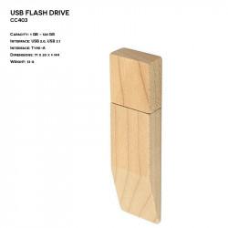 Wooden ER CLASSIC CC403...