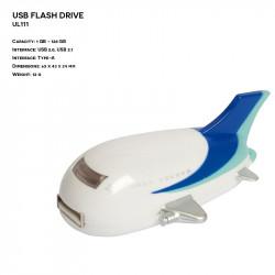 Plastic ER AIRPLANE UL111...