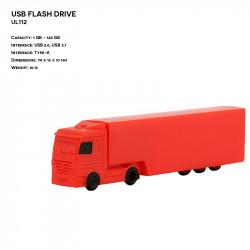 Plastic ER TRUCK UL112 Pendrive
