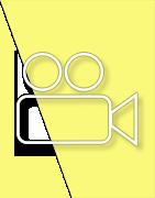 Video Brochures with overprint